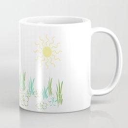 Pete the frog Coffee Mug