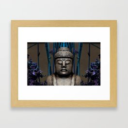 Garden of Tranquillity #1 Framed Art Print