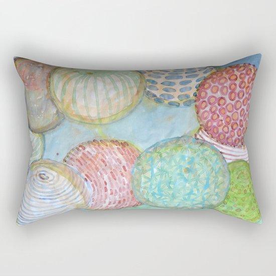 Ball Collection Rectangular Pillow