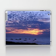 Flaming Clouds Laptop & iPad Skin