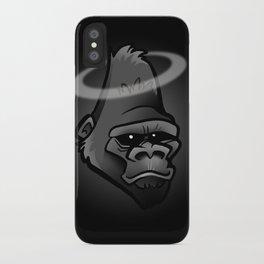 R.I.P. Harambe iPhone Case