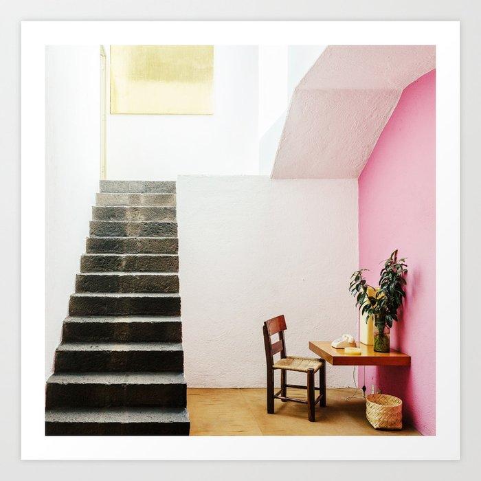 Interior Dreamscape Art Print