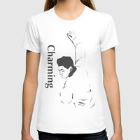 smiths T-shirts featuring This charming cartoon - the smiths by Trendy Youth
