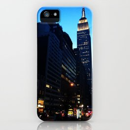 Welcome to NYC iPhone Case
