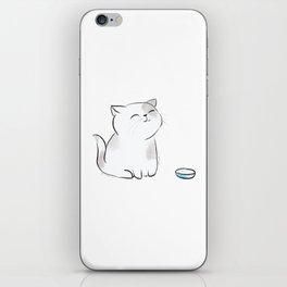 Feed me, Human. iPhone Skin
