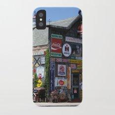 The Marathon Pub iPhone X Slim Case