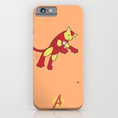 The Invincible IronCat Slim Case iPhone 6s