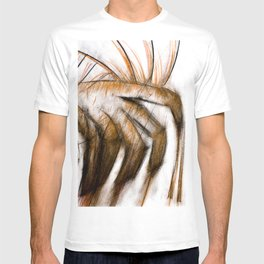 Pruning fingers T-shirt