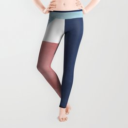 Tetra in Multi Leggings
