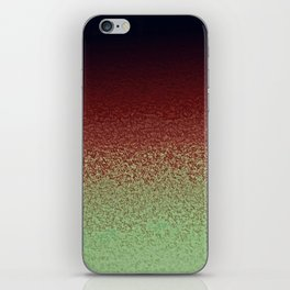 Darkness is coming iPhone Skin