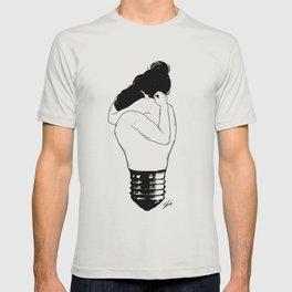 Lights up. T-shirt
