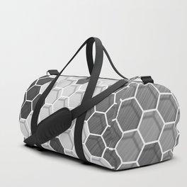 Six corners pattern 30 Duffle Bag