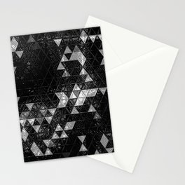 plastic patchwork Stationery Cards