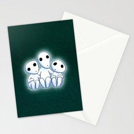 Kodama, Tree Spirits Stationery Cards