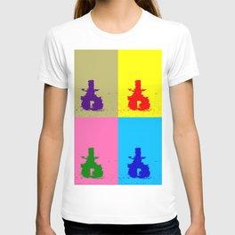INUKSHUK - Meaningful Messenger Color Block T-shirt