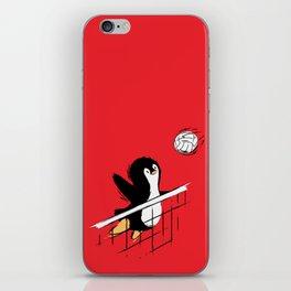Flying Penguins iPhone Skin