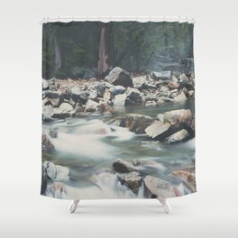 a magical place ...  Shower Curtain