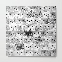 cats 102 Metal Print