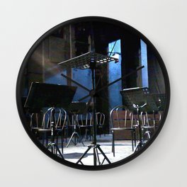 The Stage Wall Clock