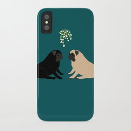 Christmas Couple iPhone Case