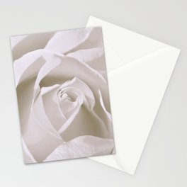 White Rose 0153 Stationery Cards