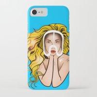 artpop iPhone & iPod Cases featuring ARTPOP by Alli Vanes
