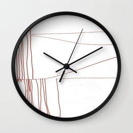 juego 10 Wall Clock