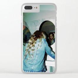 perception Clear iPhone Case