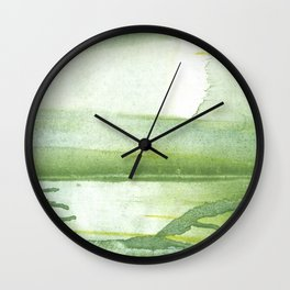Juicy Green Wall Clock