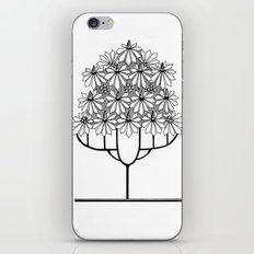 Tree Collection -1 iPhone Skin