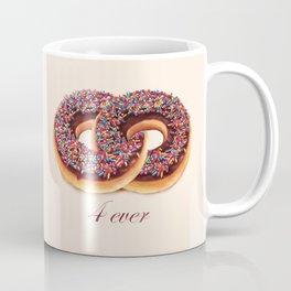 Donuts 4 Ever Coffee Mug