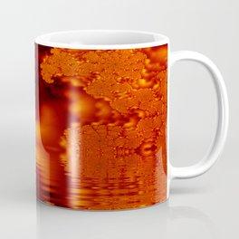 Fire lake. Coffee Mug
