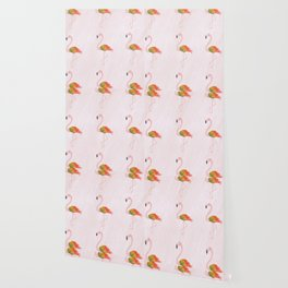 Flamangos Wallpaper