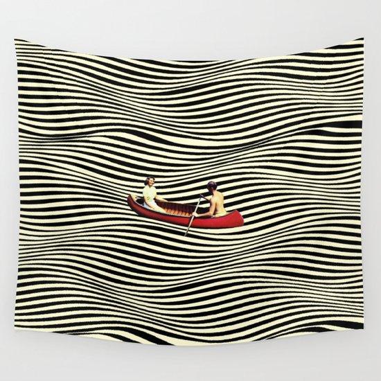 Illusionary Boat Ride by taudalpoiart