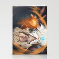howl Stationery Cards featuring Howl by EliasLUGAS