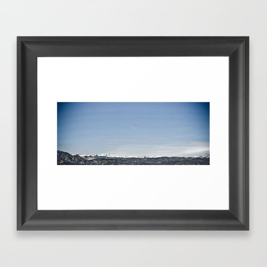 Colorado III Framed Art Print