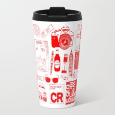 Graphics Design student poster Travel Mug