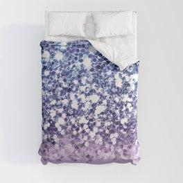 Purple Mermaid Ombre Comforters