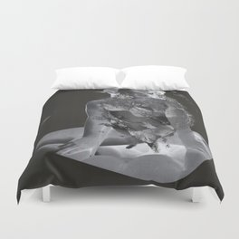 Right There Don't Stop Motherfucker Duvet Cover