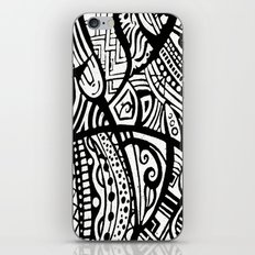 Abstractish 1  iPhone & iPod Skin