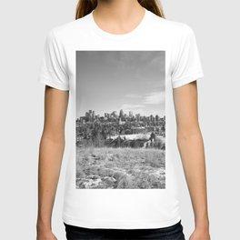 Calgary from Northhill T-shirt