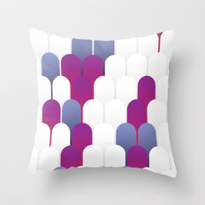 Abstract 14 Throw Pillow