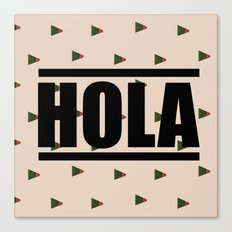 HOLA / Russian Autumn Canvas Print