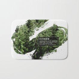 Slytherin Nature Bath Mat