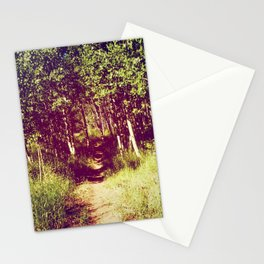 Narrow is the Path Stationery Cards