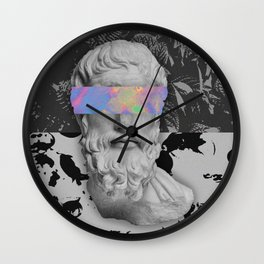 It's The Devil You Sold Your Soul To Wall Clock