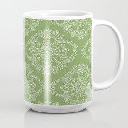 Regal Green Coffee Mug