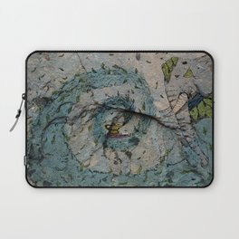 The Genie of the Lamp Laptop Sleeve