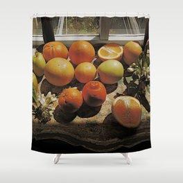 Sunny Still Life Shower Curtain