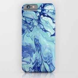 Abstract Marmol Texture iPhone Case